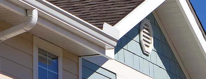 Soffits And Fascia Immediately Promote Structural Soundness, Energy  Savings, And Architectural Beauty. This