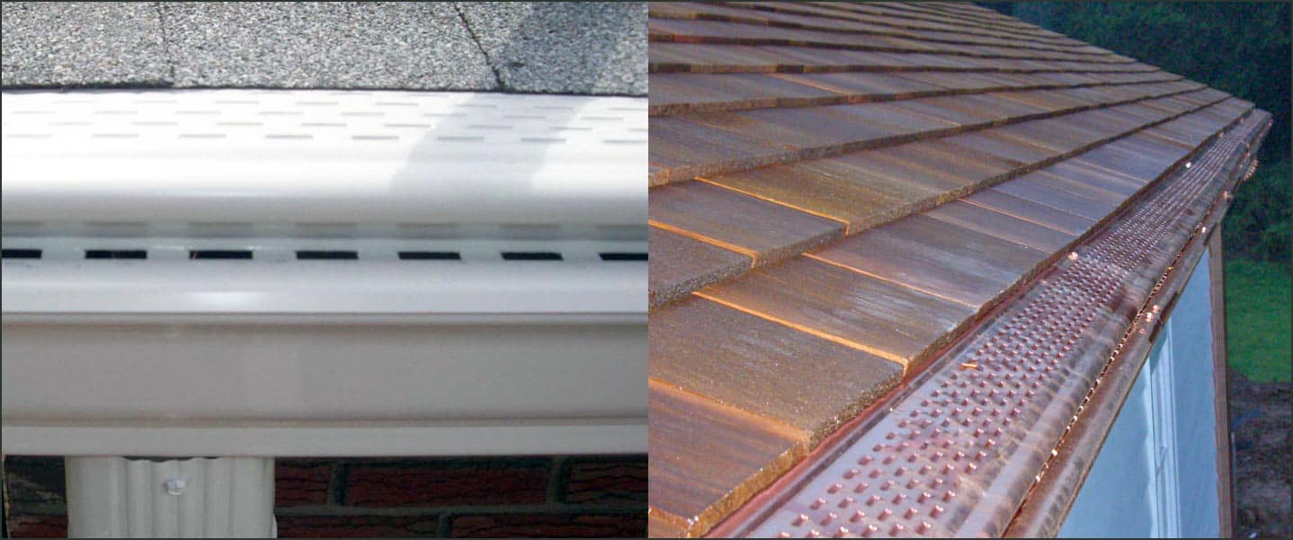LeafTech US gutter guards